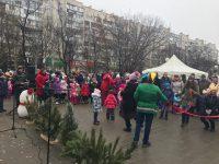 Рождественские гулянья в Красноармейском районе