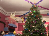 Рождественская ёлка в театре