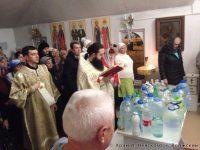 Крещение Господне в Волжском