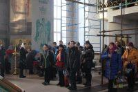 Божественная литургия с сурдопереводом