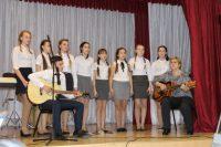 Музыкальный конкурс в Урюпинске
