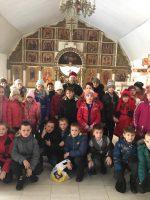 Акция ко Дню православной молодёжи