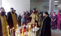 Молебен св. блаженной Ксении Петербургской