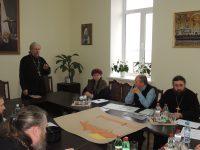 Епархиальный совет в Урюпинске