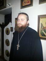 Интервью с иереем Дмитрием Чернявским