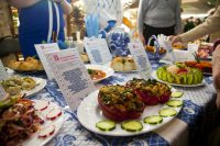 Сотни волжан попробовали постные блюда
