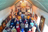 Чтимая икона в Светлоярском благочинии