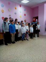 Пасхальный концерт для детей-инвалидов