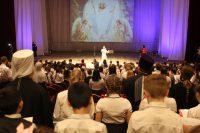 Участие в хоровом соборе
