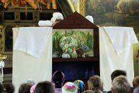 Кукольный театр в Никольском соборе
