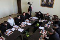 Заседание епархиального совета и редколлегии