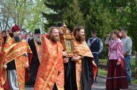 Крестный ход пройдёт 9 мая в Волгограде
