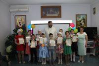 Выпускной в воскресной школе «Умиление»