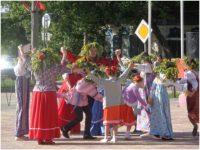 Фольклорный фестиваль «Троица»