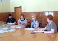 Участие в работе Общественного совета