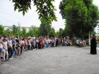 Детский праздник в Урюпинске
