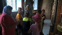 Школьная экскурсия в кафедральном соборе