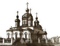 Благовещенский храм на Дар-горе