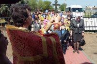 Крестный ход в Иловлинском благочинии