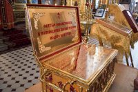 В Урюпинск прибыли святыни