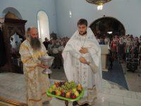 Праздничная Божественная литургия