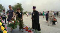 Памятная акция прошла в Волжском