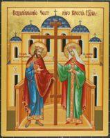 Крест - оружие спасения
