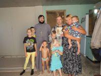 Поздравление многодетных семей