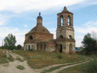 Храм Николая Чудотворца напоминает живописные развалины Италии