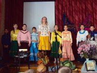 Праздник в Безымянской школе