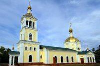Визит в Никольский кафедральный собор