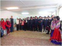 Праздник «Посвящения в кадеты»