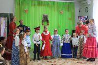 Казачий праздник в Краснослободске