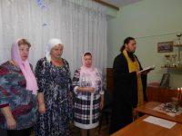 Молебен в детском саду