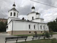 Завершены работы по обновлению фасада храма