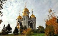 Богослужение на главной высоте России