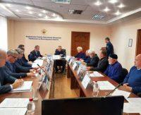 Заседание Общественного совета при УФСИН