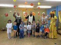 Осенний праздник в детском саду «Светлица»