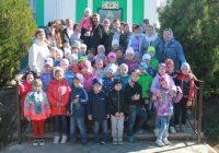 Детсадовцы посетили храм