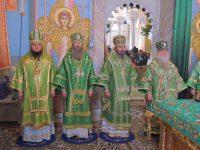 Годовщина прославления в лике святых