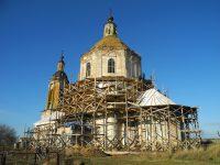 Возрождение станичного храма
