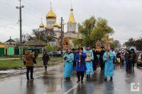 Крестный ход прошёл в Урюпинске