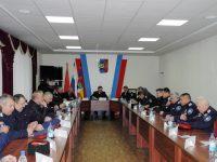 Совет атаманов в г. Урюпинске