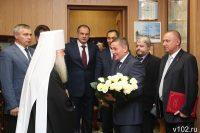 Андрей Бочаров поздравил Владыку Германа