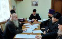 Епархиальный совет в Волжском