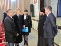 Встреча с активом Чернышковского района