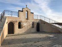 В монастыре восстановили паломнический корпус