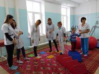 Оборудование для реабилитации детей