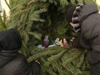 Подготовка к Рождеству в монастыре