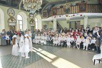 Рождественский праздник в Никольском соборе